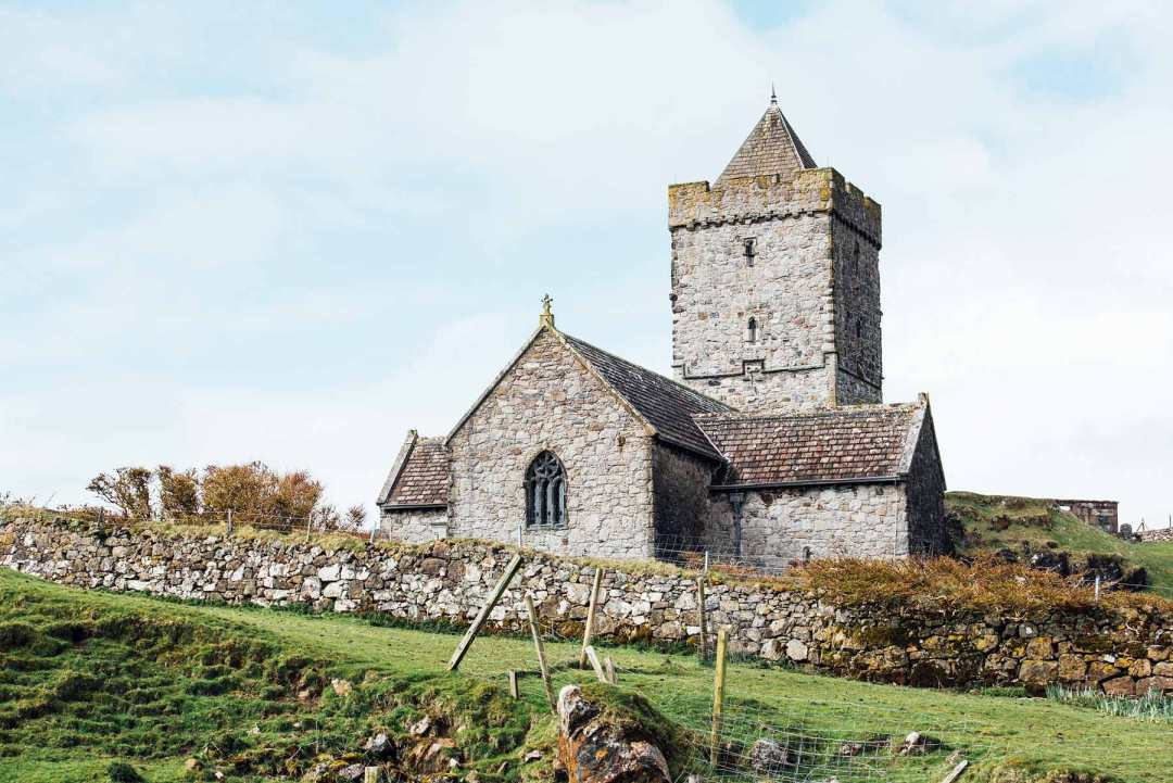 Harris Eglise St-Clement Rodel