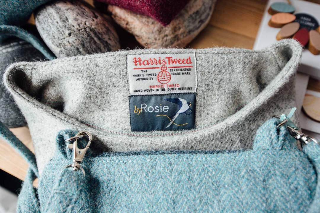 Harris Tweed- by Rosie