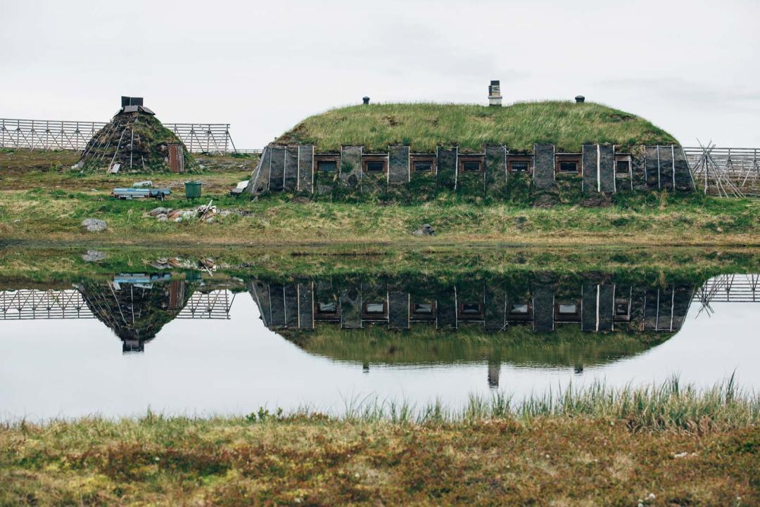 rencontre avec les sami norvege