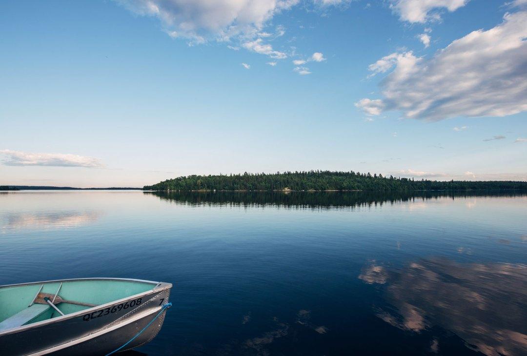 lac decelles val d'or rapide sept