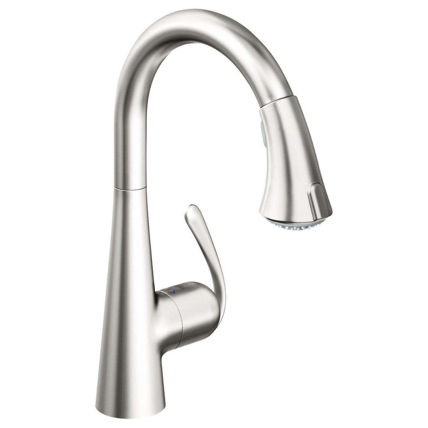 pull out kitchen faucets cheap kitchen faucets Grohe 32 SD0 Dual Spray Pull Out Kitchen Faucet Reviews