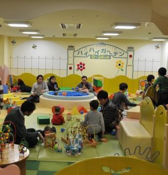 Asobono: indoor playcenters in tokyo