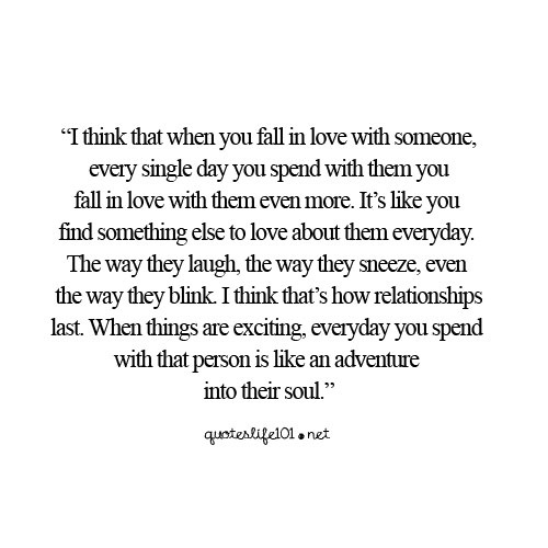 Quotes About Falling In Love Fascinating Falling In Love Everyday Quotes Free Love Quotes