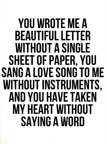 I Love You Quotes Without Saying I Love You : BEST-LOVE-QUOTES-you-have-taken-my-heart-without-saying-a-word.jpg ...