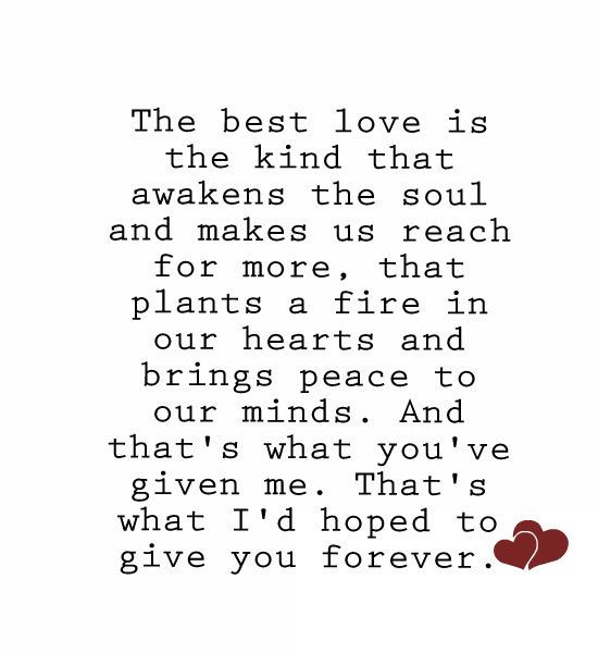 The Best Love Quotes : Best-Love-Quotes-the-best-love-is-the-kind-that-awakends-the-soul-and ...