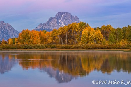 Prime Time in the Tetons!