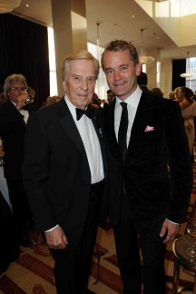 Lloyd Robertson, Seamus O'Regan | Photo: Tom Sandler