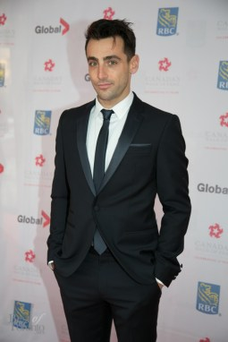 Jacob Hoggard, presenter