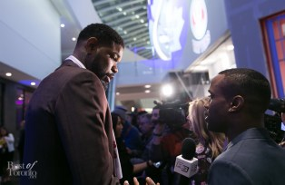 Amir Johnson interview