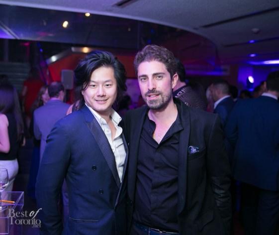 Danny Tseng, Aris Andrulakis