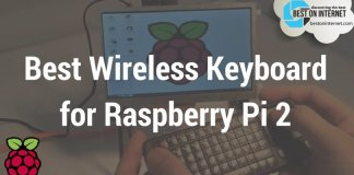 Best Wireless Keyboard for Raspberry pi 2