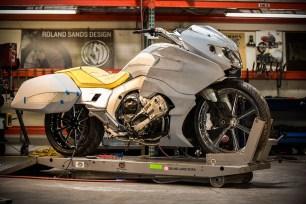 BMW Motorrad Concept 101 por RSD