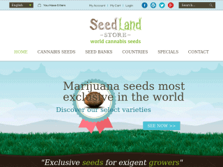 Seedland Store Review