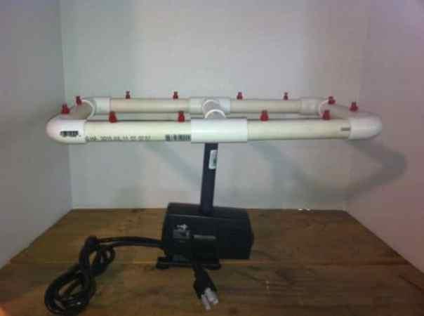 DIY Aeroponics System