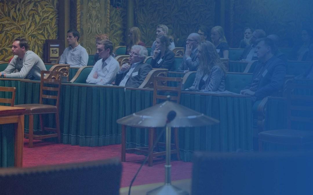 12 oktober: Van Slingelandt-lezing 2017; 'Emancipatie is geen stok om mee te slaan'