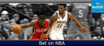 Minnesota Timberwolves at New Orleans Pelicans ATS Odds | BetDSI
