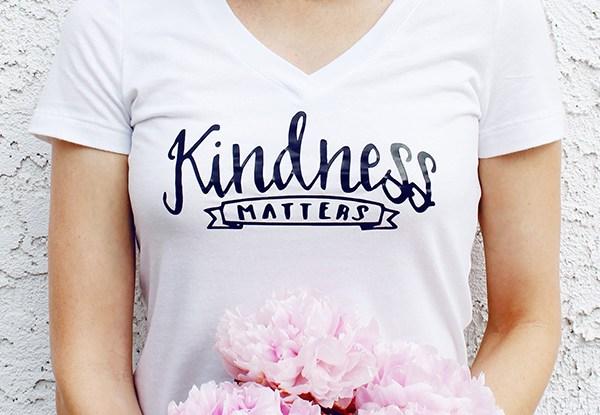 Kindness matters tee 4