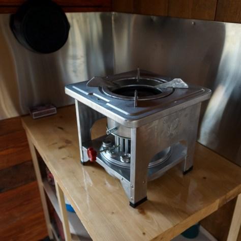 Butterfly A-822 Kerosene stove