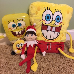 Silverbells hanging out with Spongebob clones