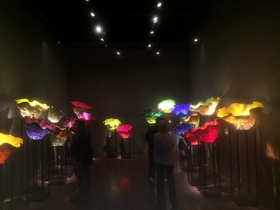 photo of Dale Chihuly, Macchia Forest