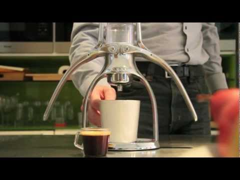 Rok Hand-powered Espresso Machine