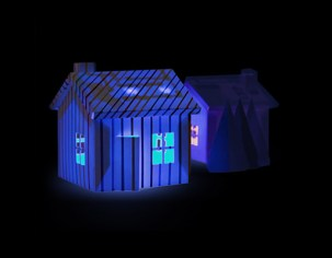 106516_B2_Building_Kit_House_with_Electric_Paint