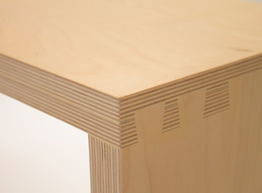 57st. design Simone dovetail joinery