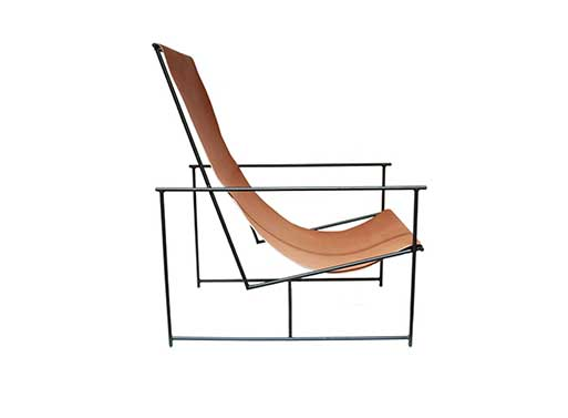 Anderson Sling Chair Furnishings Better Living Through Design