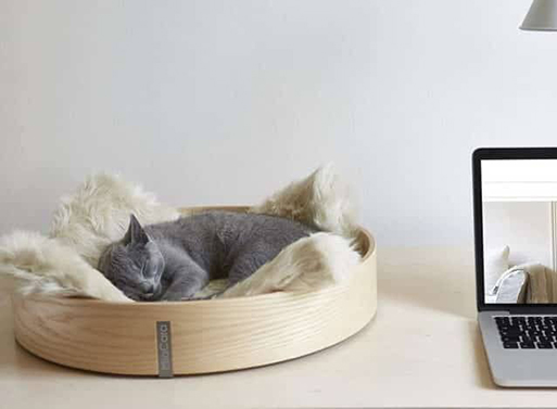 Anello Cat Bed by Tuft + Paw