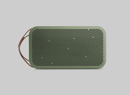 Beoplay A2 Bluetooth Speaker green