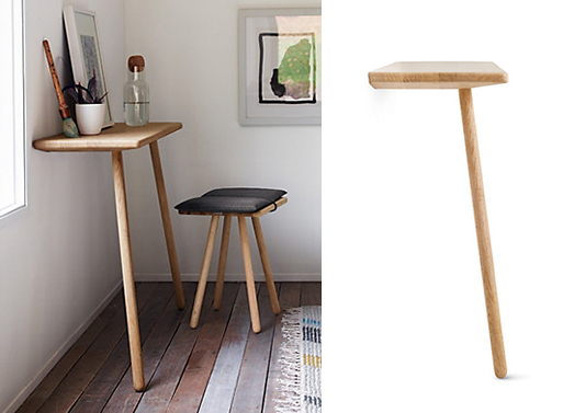 Georg Console Table And Stool U2014 Console    Better Living Through Design