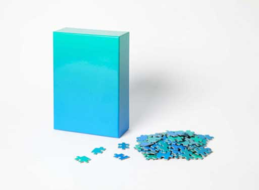 Gradient Puzzle Bryce Wilner
