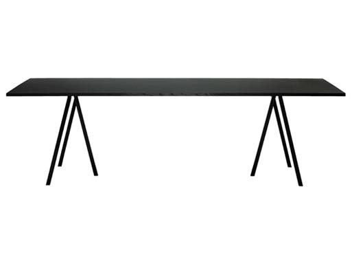 loop stand frames desk work better living through design. Black Bedroom Furniture Sets. Home Design Ideas
