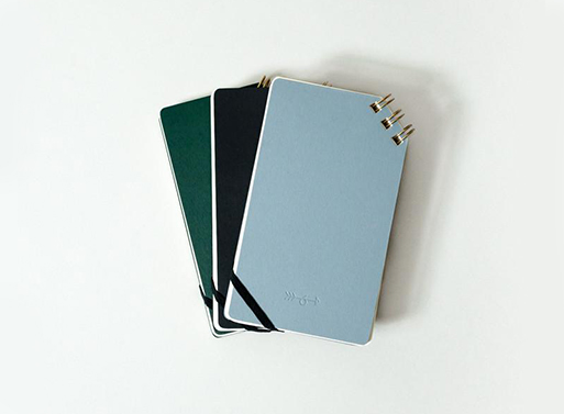 Inkaren Corner Ring Bound Notepad