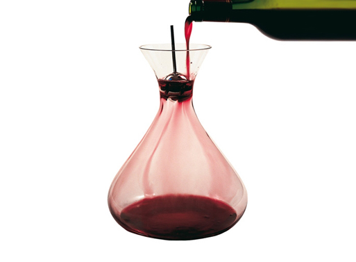 L atelier du Vins Wine Decanter Developer