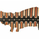 Painted-Plains-Umber-Black-Bold-Rug-Half-Hide