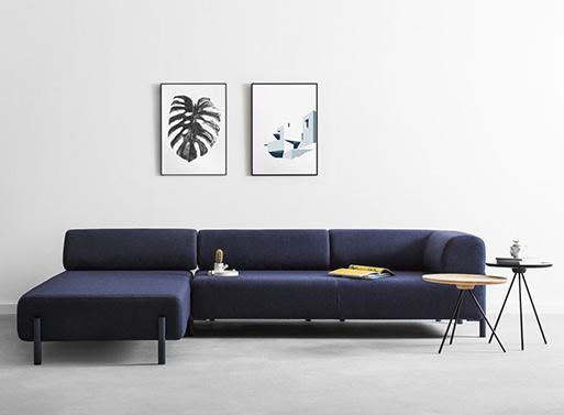 Palo Corner Sofa
