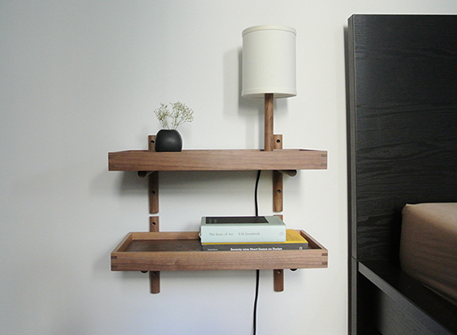 Perch Shelves
