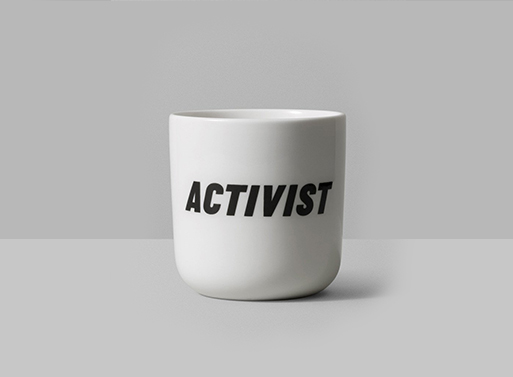 Playtype Attitude Mugs