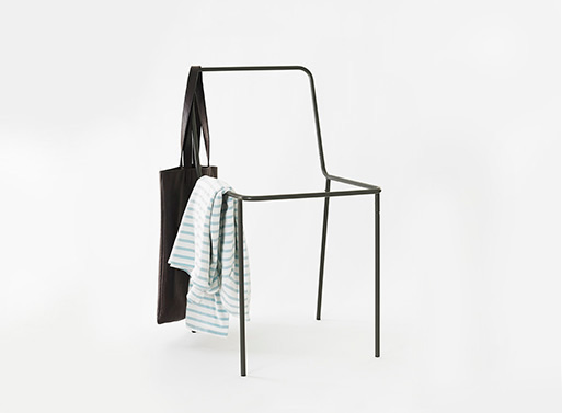 Sacrificial Chair by Thing Industries