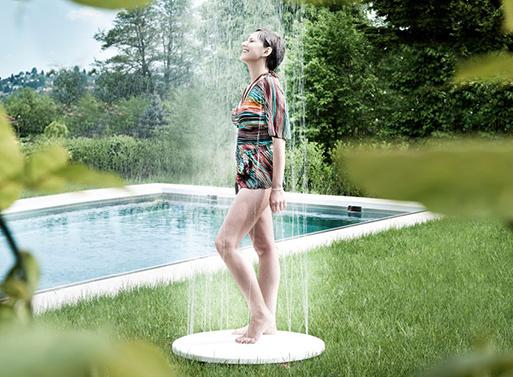 Viteo Outdoor Shower