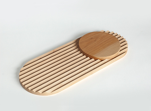 Zig Zag Cutting Board Set