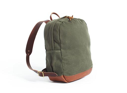 Zip Backpack by JoshuVela