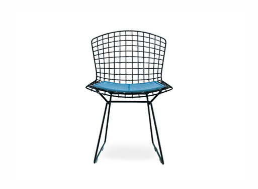Bertoia Side Chair Black