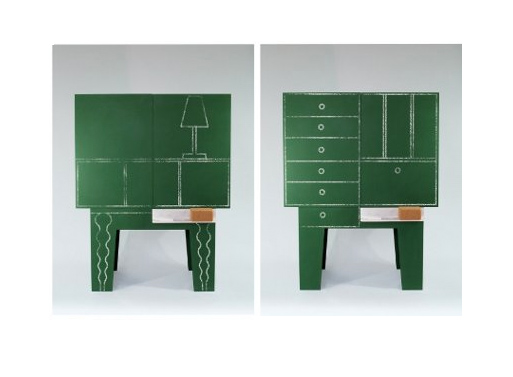 Captivating Blackboard Storage Cabinet Ideas