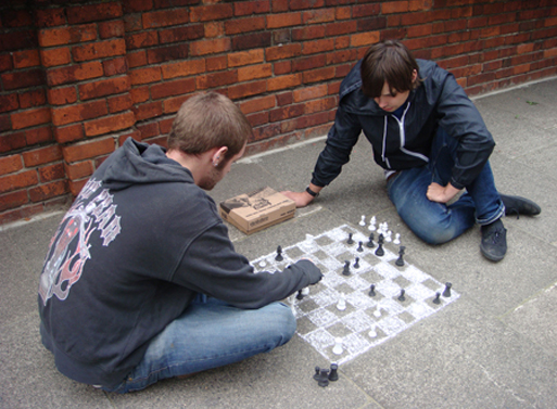 Chalk Chess