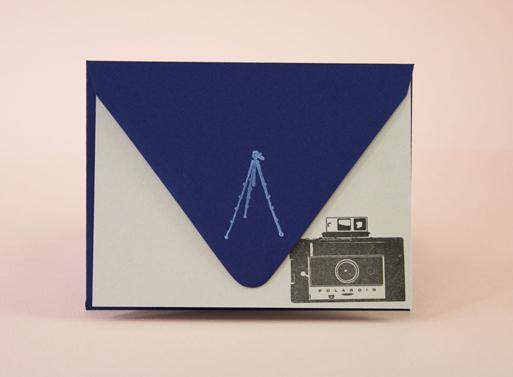Classic Camera Stationery Pack