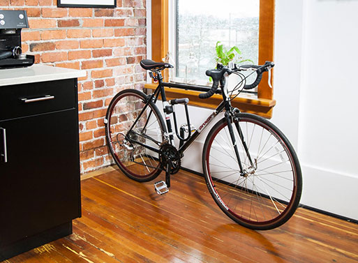 Clug Clip Hanging Bike Rack