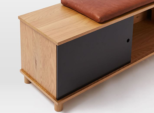 Commune Storage Bench