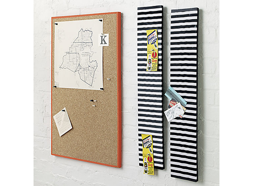Crescendo Wall-mounted Tackboard